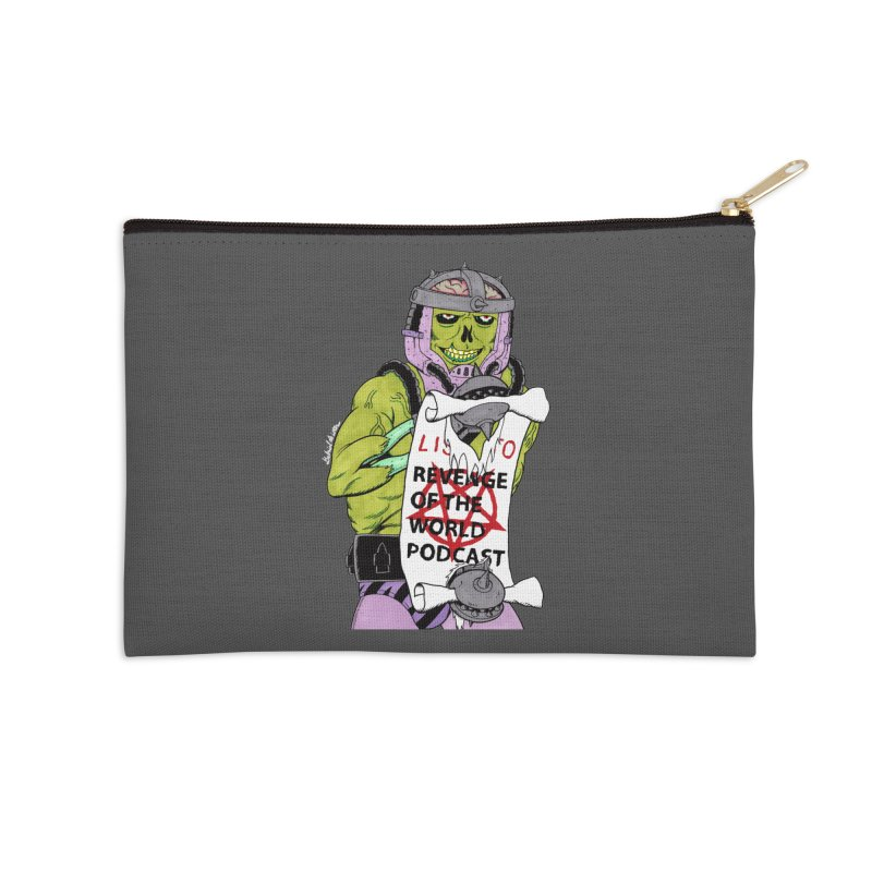 ROTW Summons Accessories Zip Pouch by Gabriel Dieter's Artist Shop