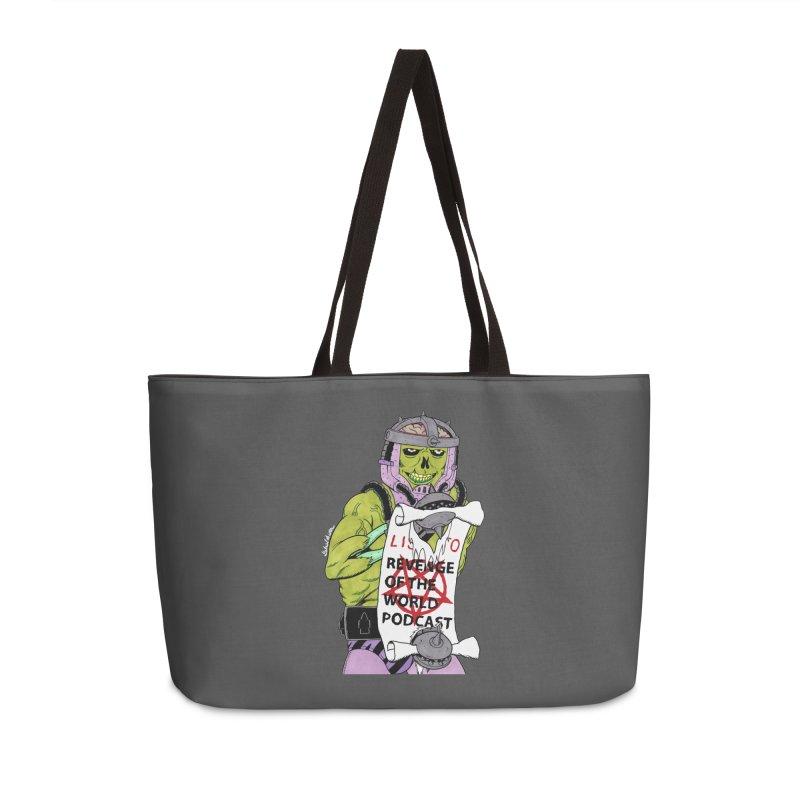 ROTW Summons Accessories Weekender Bag Bag by Gabriel Dieter's Artist Shop