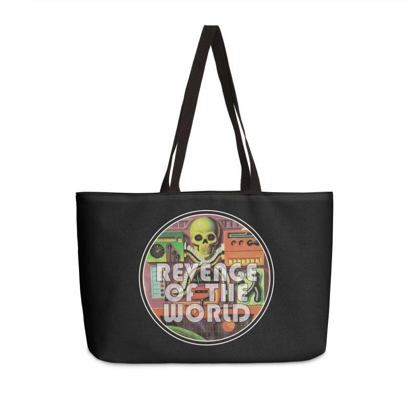ROTW Console Accessories Weekender Bag Bag by Gabriel Dieter's Artist Shop