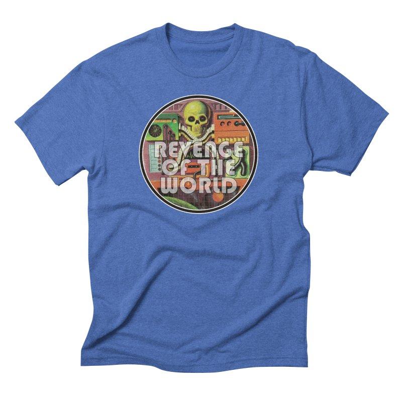 ROTW Console Men's Triblend T-Shirt by Gabriel Dieter's Artist Shop