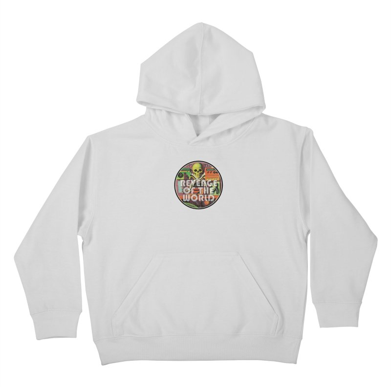 ROTW Console Kids Pullover Hoody by Gabriel Dieter's Artist Shop