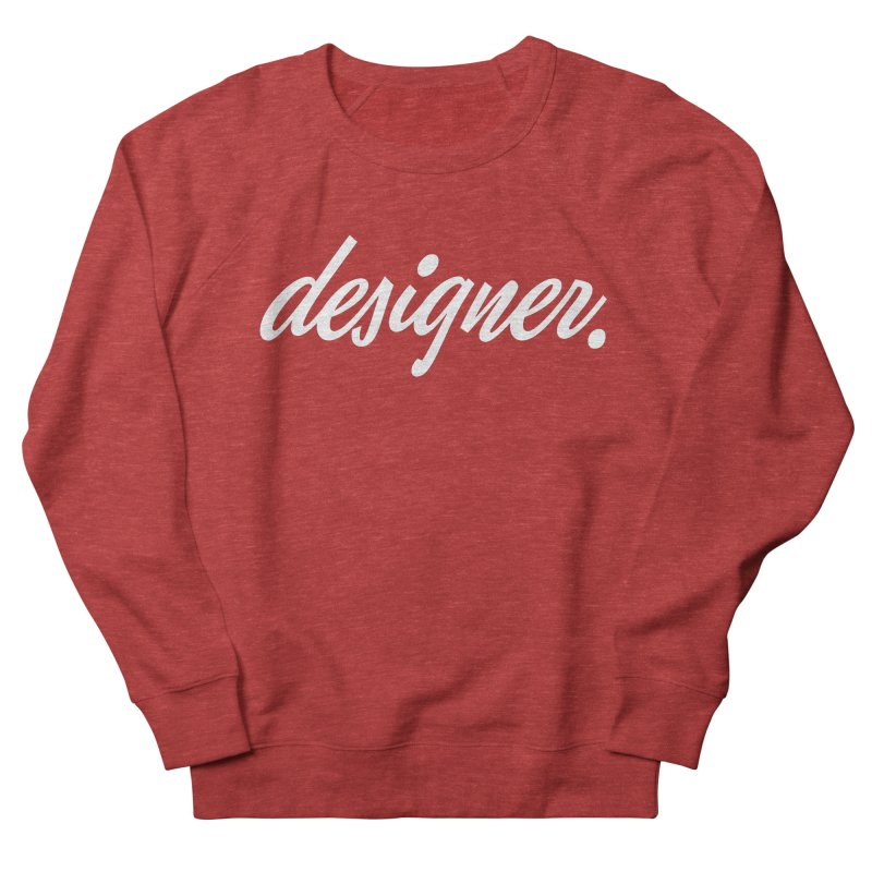 Designer (Script) Men's Sweatshirt by Revision Path Store