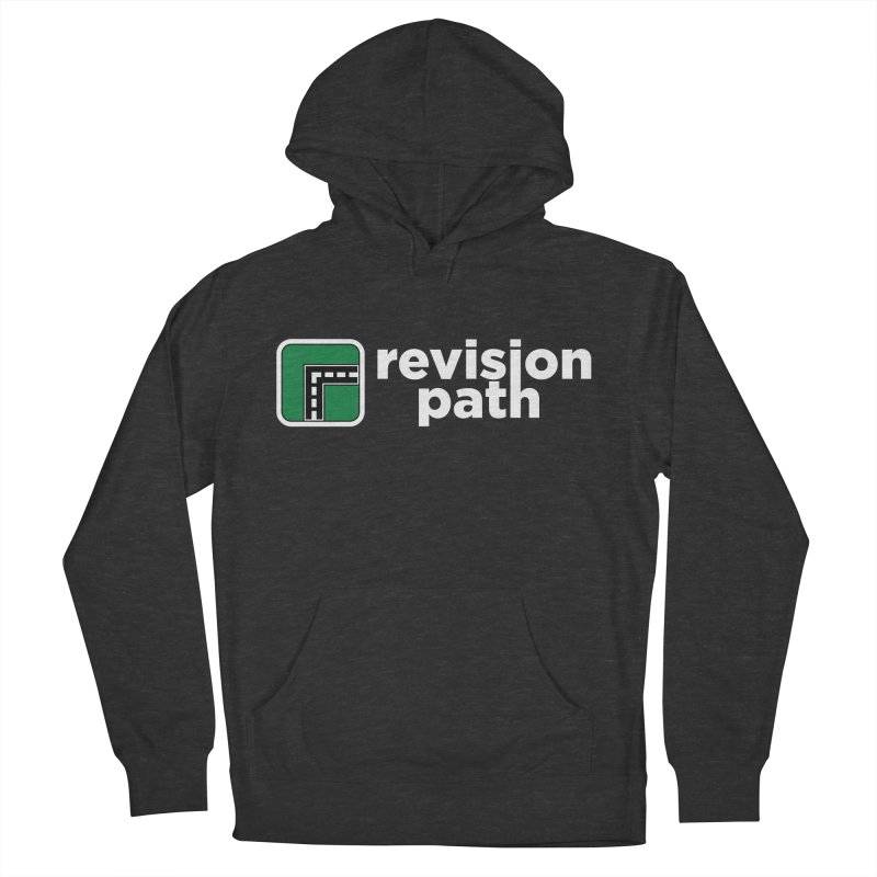 Revision Path Logo Men's Pullover Hoody by Revision Path Store