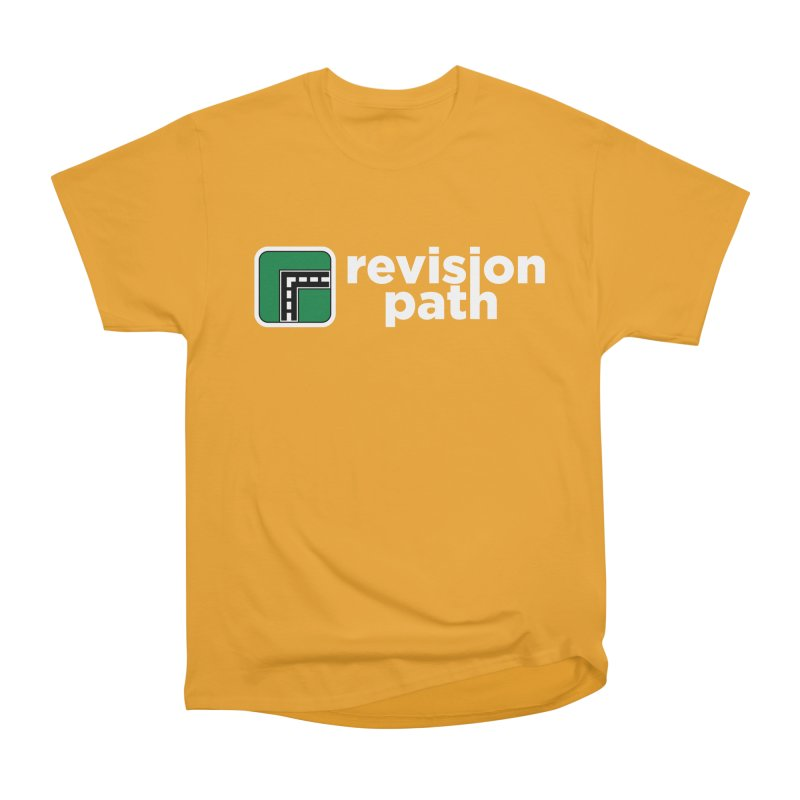 Revision Path Logo Men's Classic T-Shirt by Revision Path Store