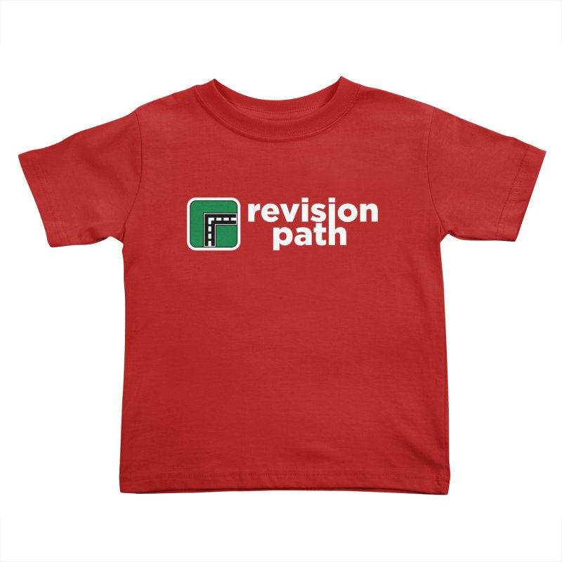 Revision Path Logo Kids Toddler T-Shirt by Revision Path Store