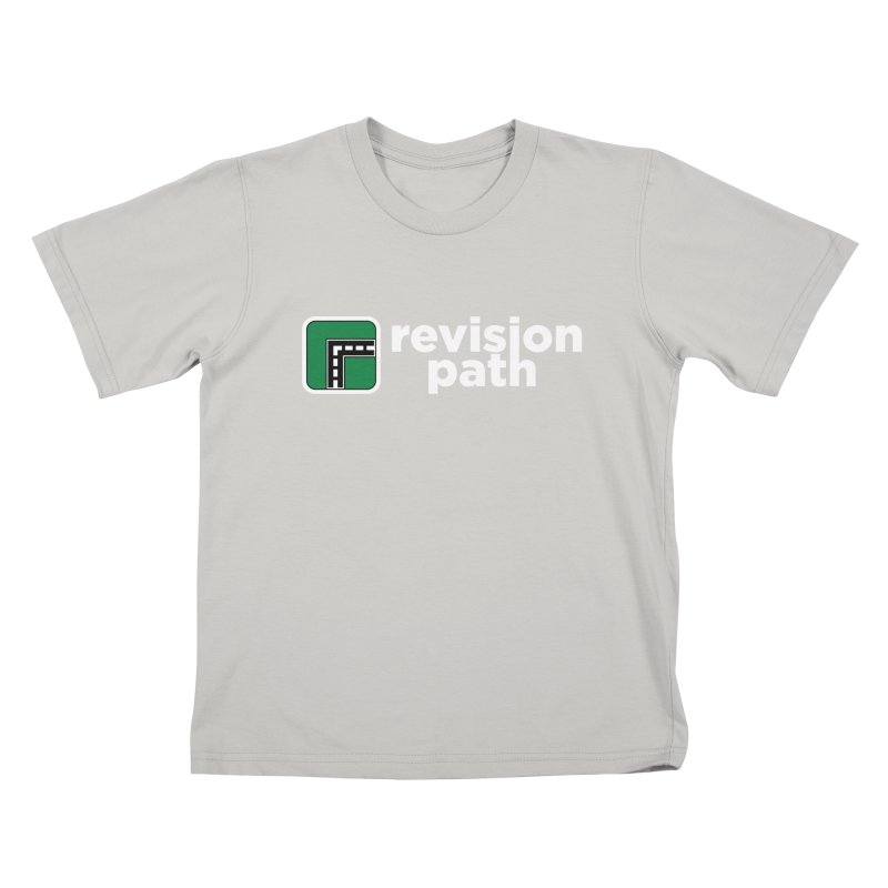 Revision Path Logo Kids T-shirt by Revision Path Store