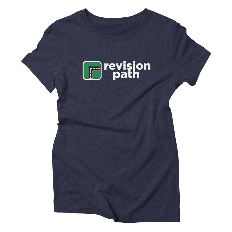 Revision Path Logo Women's Triblend T-shirt by Revision Path Store