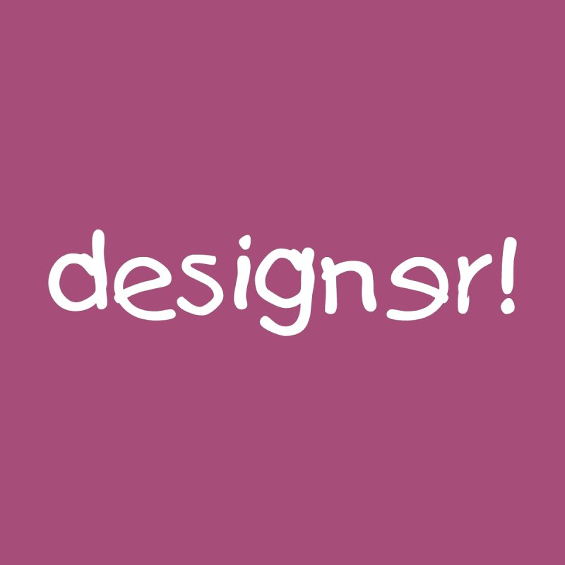 Designer (Kids) by The Revision Path Store