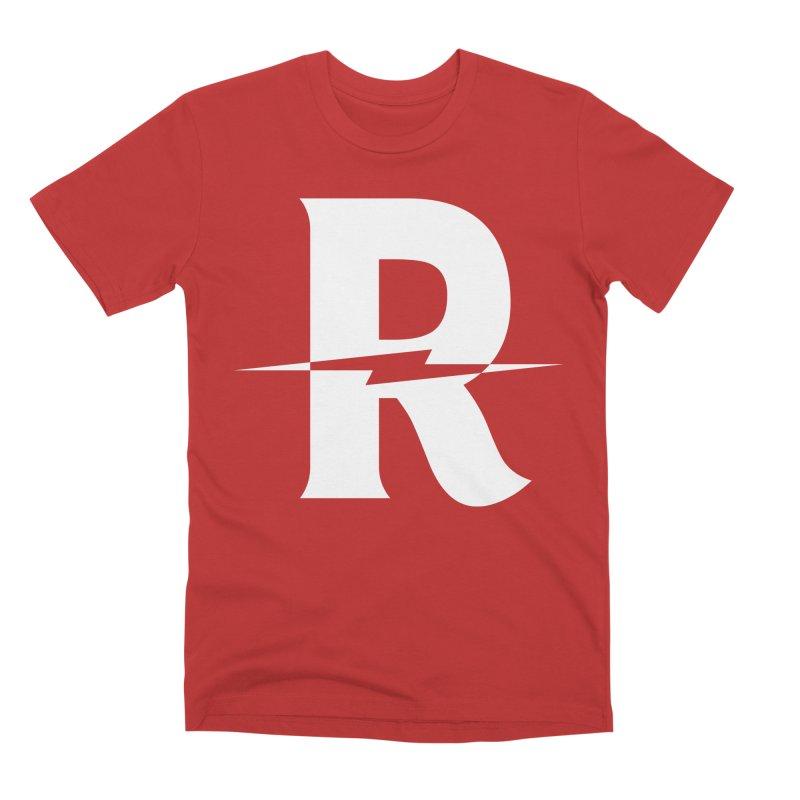Revival Bright Bolt Men's Premium T-Shirt by Revival Brewing