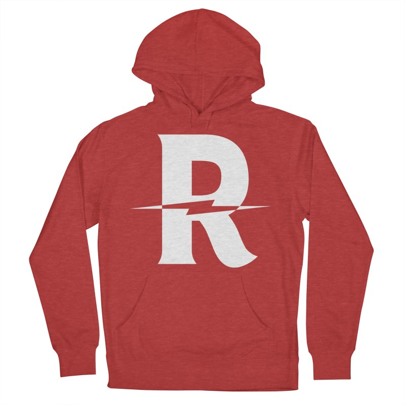 Revival Bright Bolt Women's French Terry Pullover Hoody by Revival Brewing