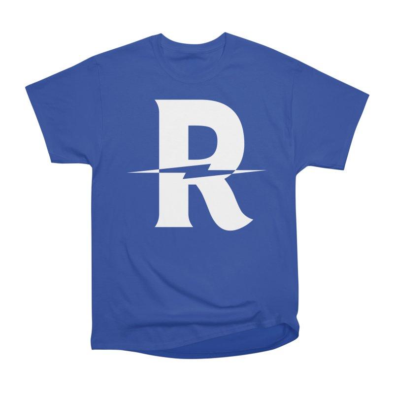 Revival Bright Bolt Men's Heavyweight T-Shirt by Revival Brewing