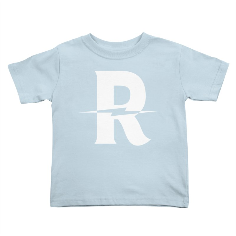 Revival Bright Bolt Kids Toddler T-Shirt by Revival Brewing