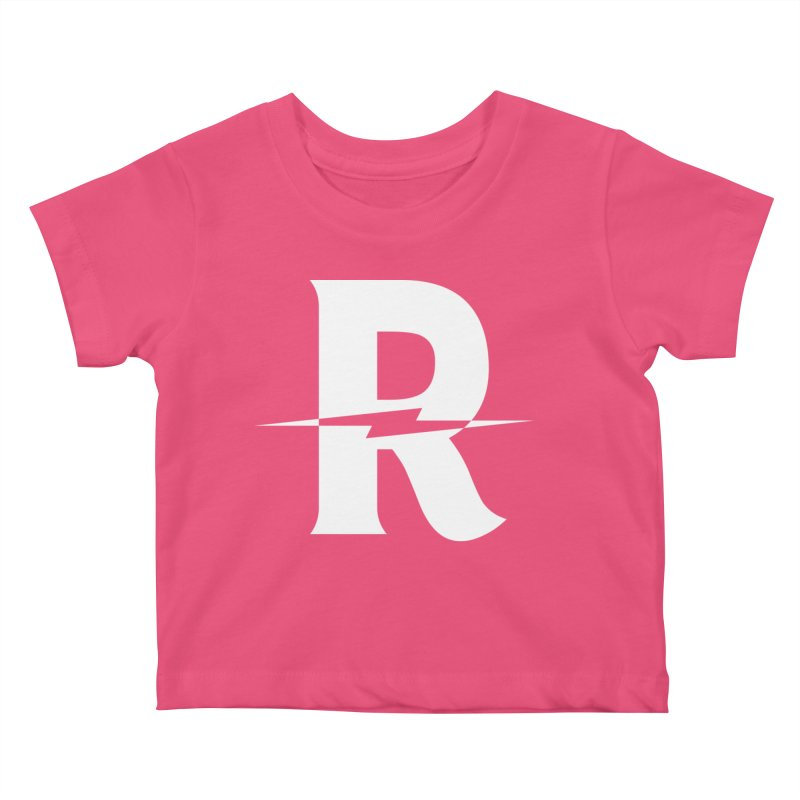 Revival Bright Bolt Kids Baby T-Shirt by Revival Brewing
