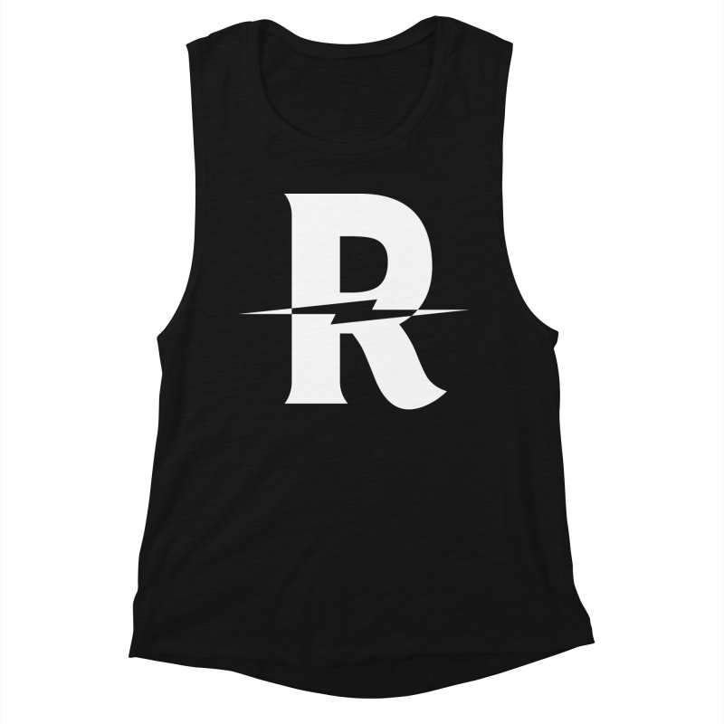 Revival Bright Bolt Women's Muscle Tank by Revival Brewing