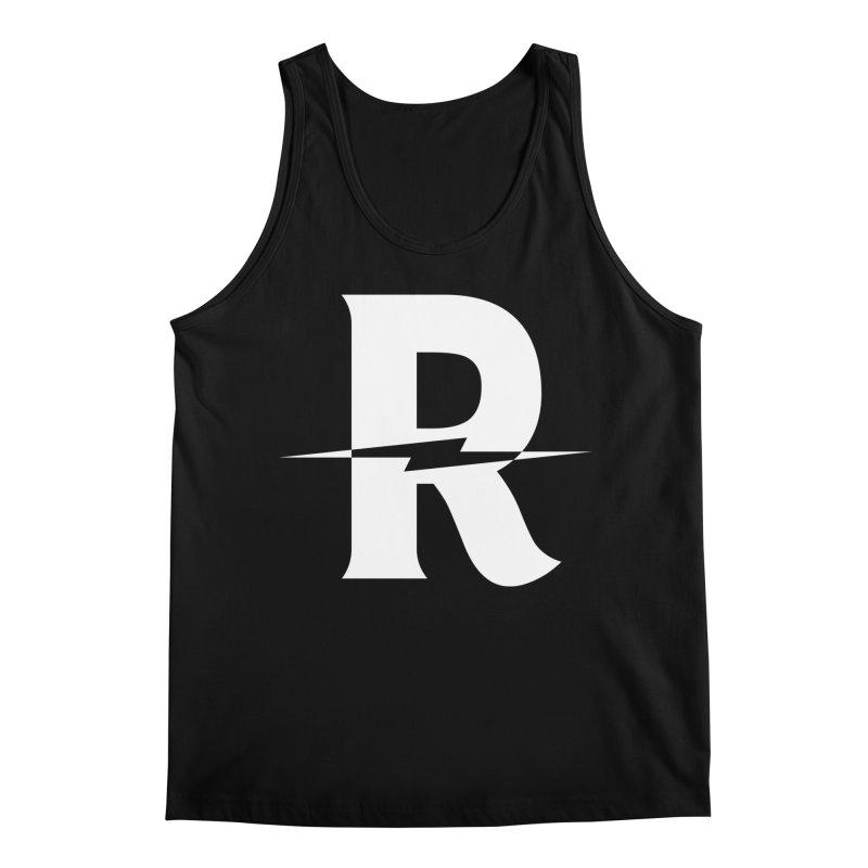 Revival Bright Bolt Men's Regular Tank by Revival Brewing