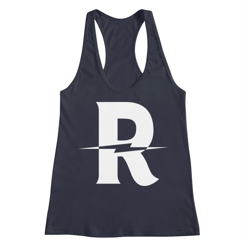 Revival Bright Bolt Women's Racerback Tank by Revival Brewing