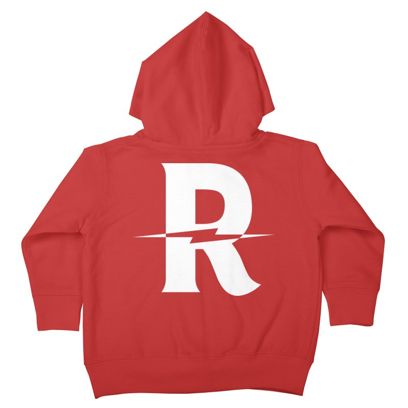 Revival Bright Bolt Kids Toddler Zip-Up Hoody by Revival Brewing