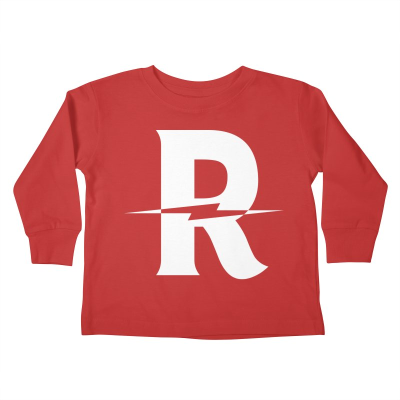Revival Bright Bolt Kids Toddler Longsleeve T-Shirt by Revival Brewing