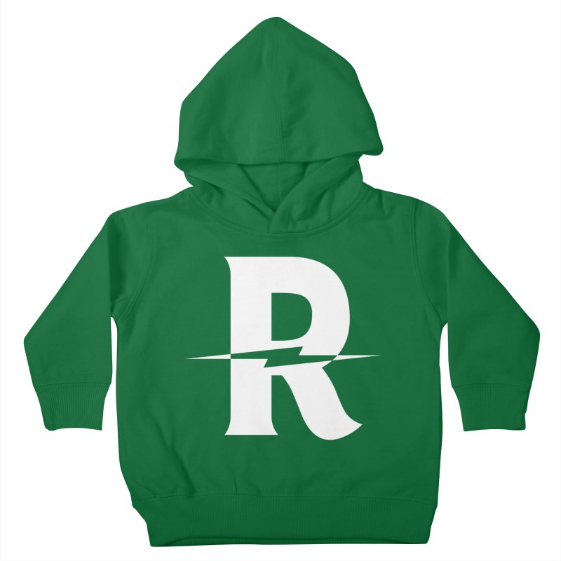 Revival Bright Bolt Kids Toddler Pullover Hoody by Revival Brewing