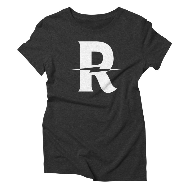 Revival Bright Bolt Women's Triblend T-Shirt by Revival Brewing