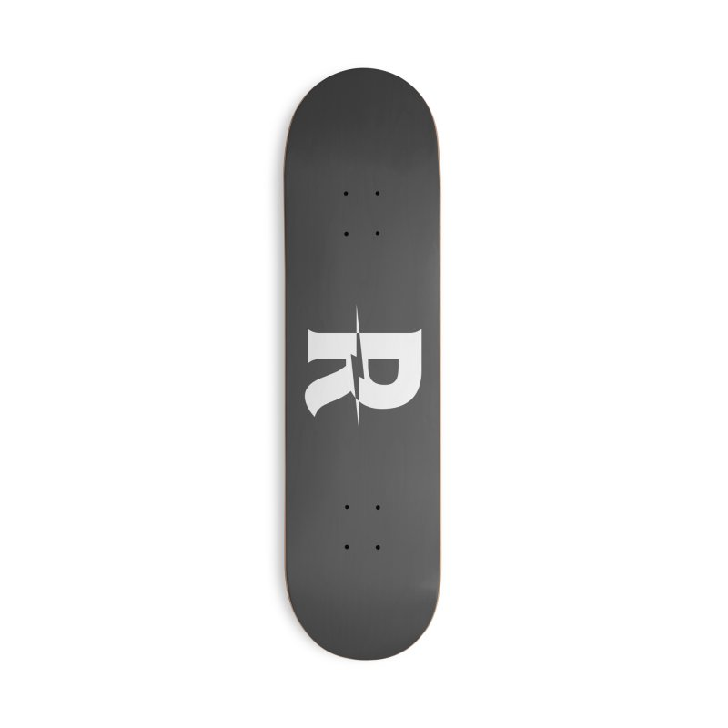 Revival Bright Bolt Accessories Deck Only Skateboard by Revival Brewing