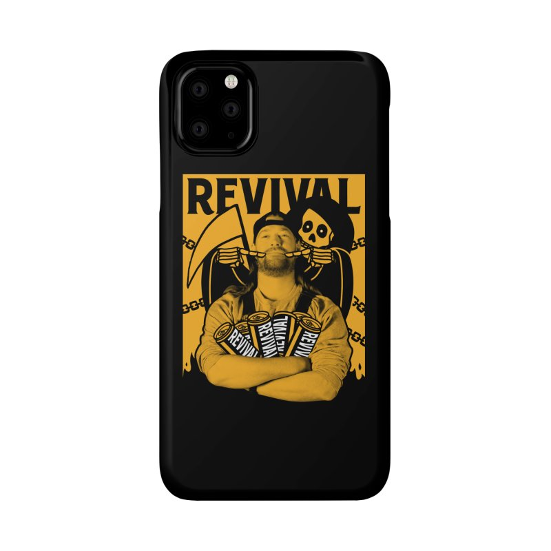 Smile Sine Accessories Phone Case by Revival Brewing