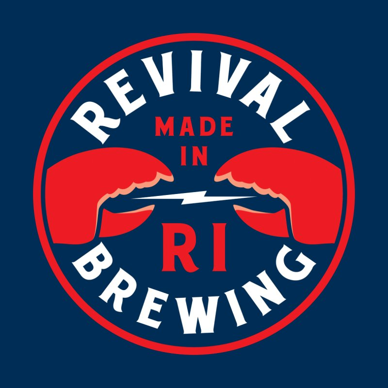 Made in RI by Revival Brewing