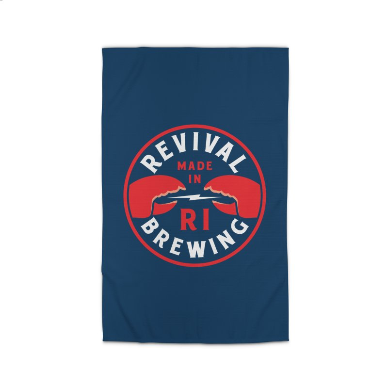 Made in RI Home Rug by Revival Brewing
