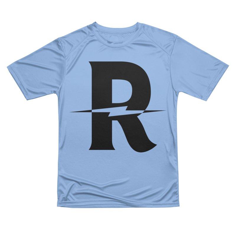 Revival Dark Bolt Men's Performance T-Shirt by Revival Brewing