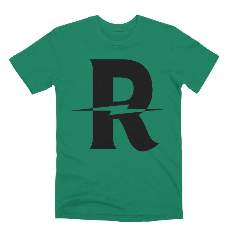 Revival Dark Bolt Men's Premium T-Shirt by Revival Brewing