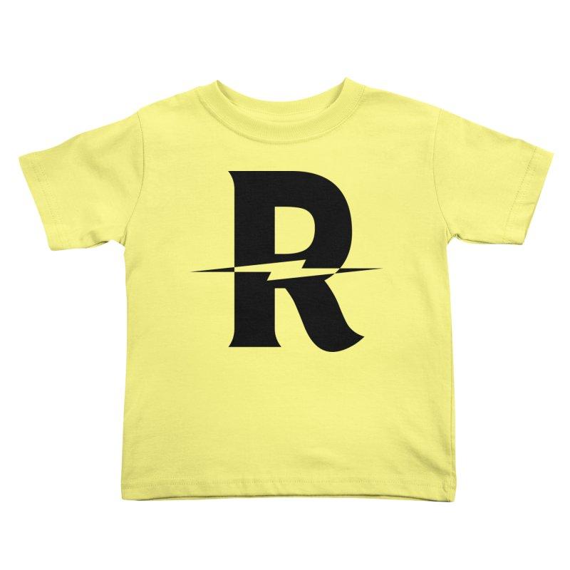 Revival Dark Bolt Kids Toddler T-Shirt by Revival Brewing