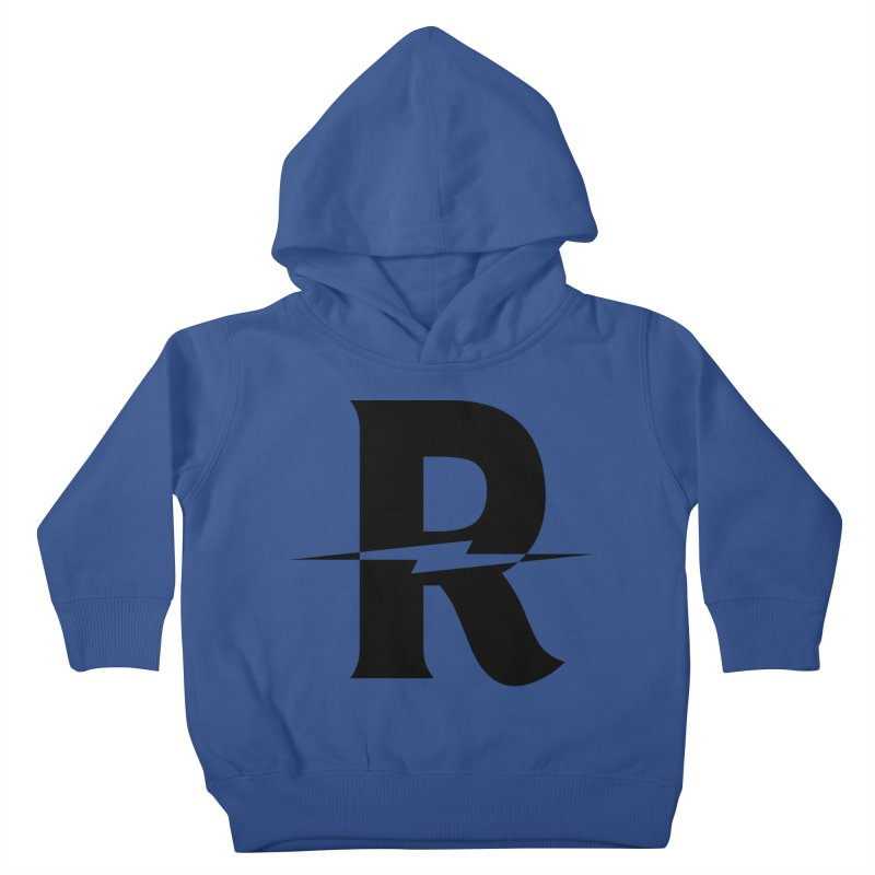 Revival Dark Bolt Kids Toddler Pullover Hoody by Revival Brewing