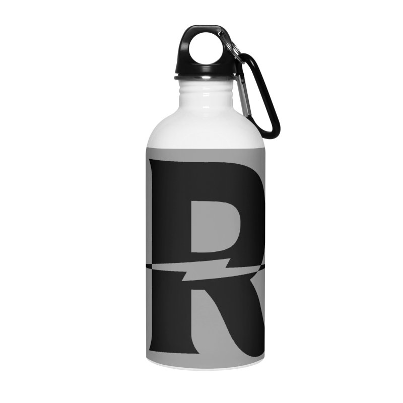 Revival Dark Bolt Accessories Water Bottle by Revival Brewing