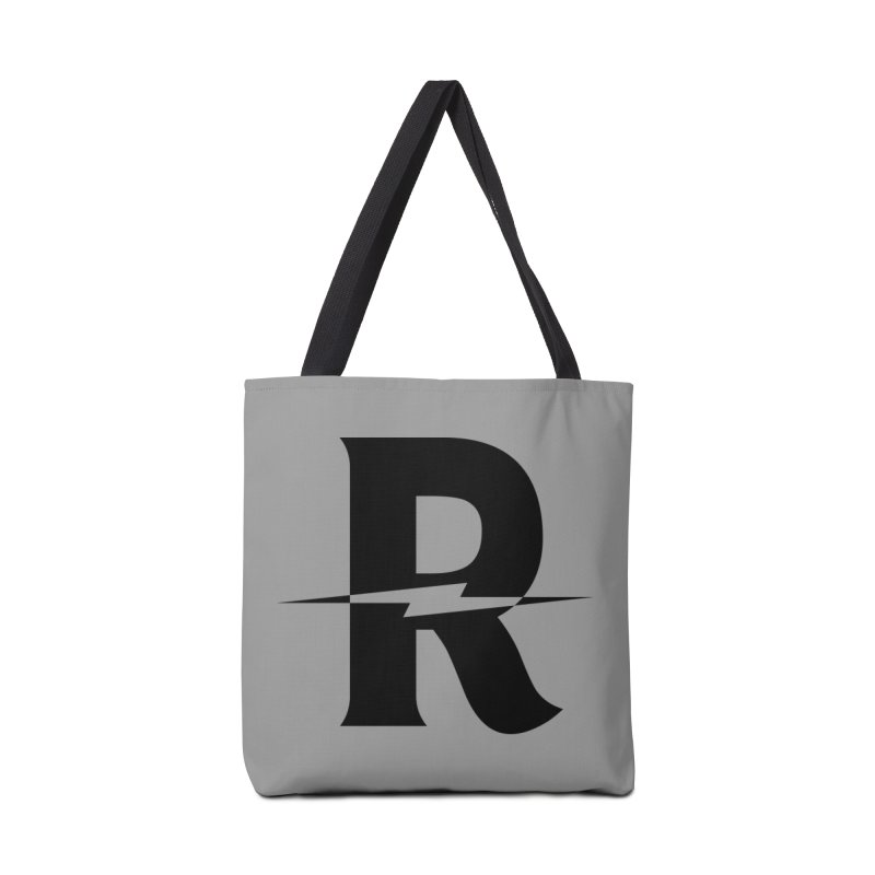 Revival Dark Bolt Accessories Tote Bag Bag by Revival Brewing