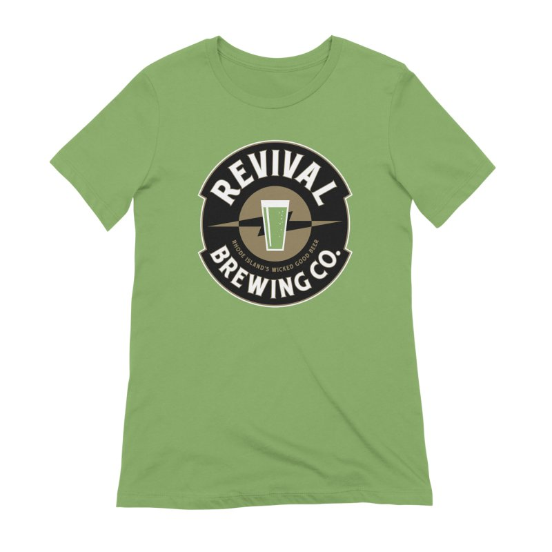 Revival Pint Women's Extra Soft T-Shirt by Revival Brewing