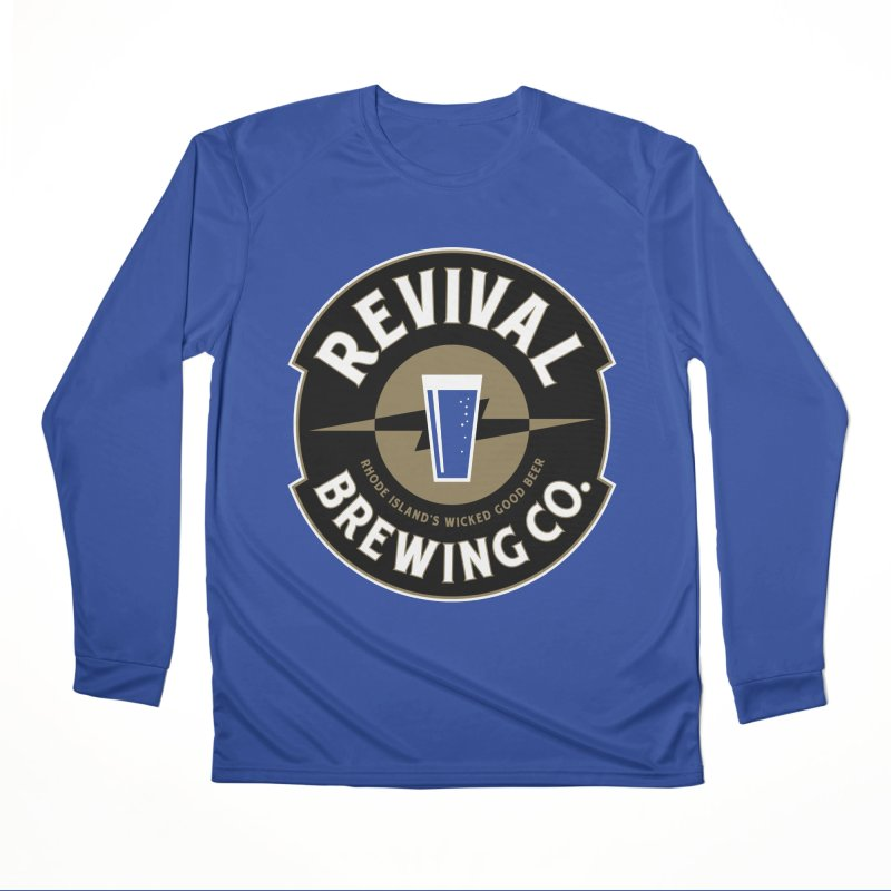Revival Pint Men's Performance Longsleeve T-Shirt by Revival Brewing