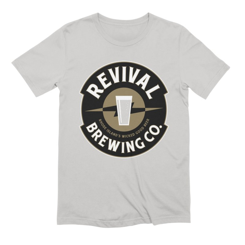 Revival Pint Men's Extra Soft T-Shirt by Revival Brewing