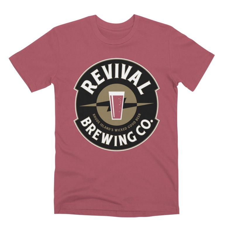 Revival Pint Men's Premium T-Shirt by Revival Brewing