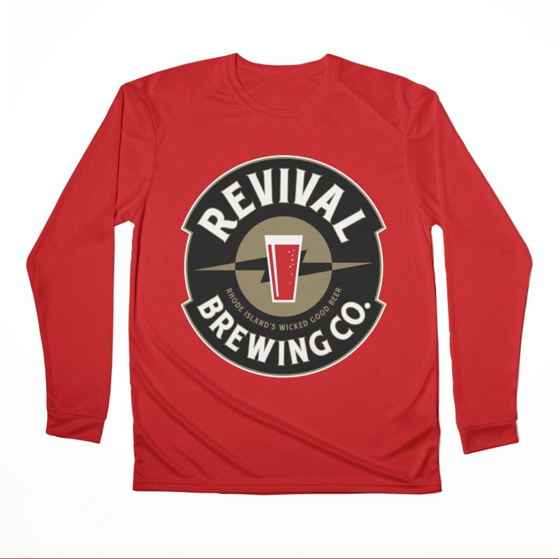 Revival Pint Women's Performance Unisex Longsleeve T-Shirt by Revival Brewing