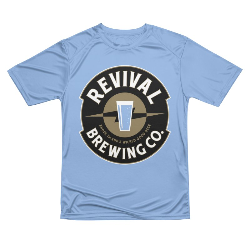 Revival Pint Women's Performance Unisex T-Shirt by Revival Brewing