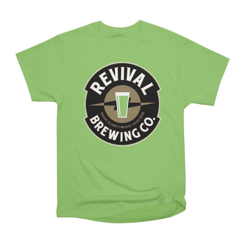 Revival Pint Men's Heavyweight T-Shirt by Revival Brewing
