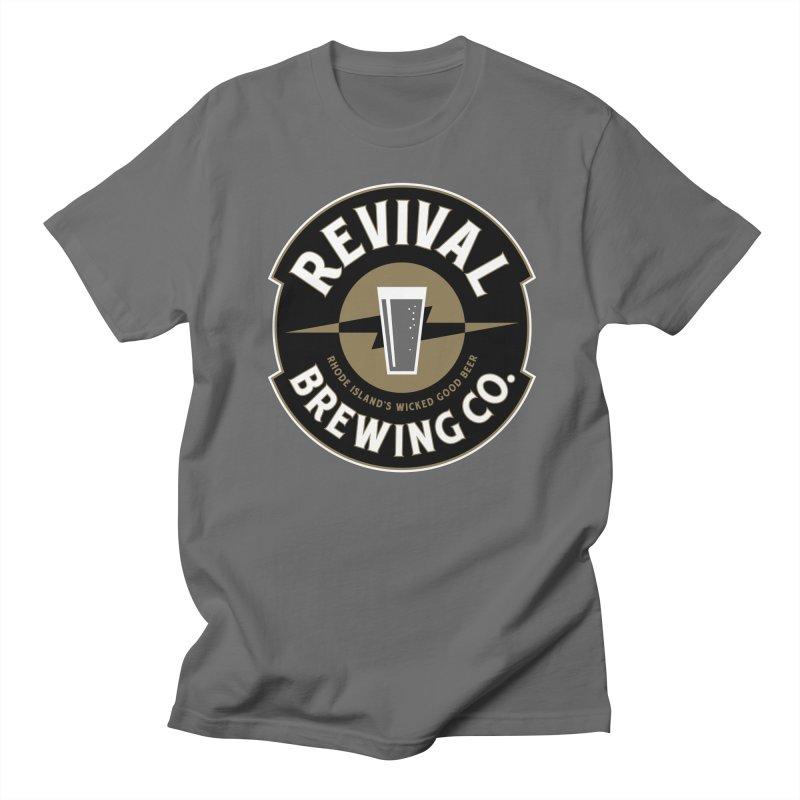 Revival Pint Women's Regular Unisex T-Shirt by Revival Brewing