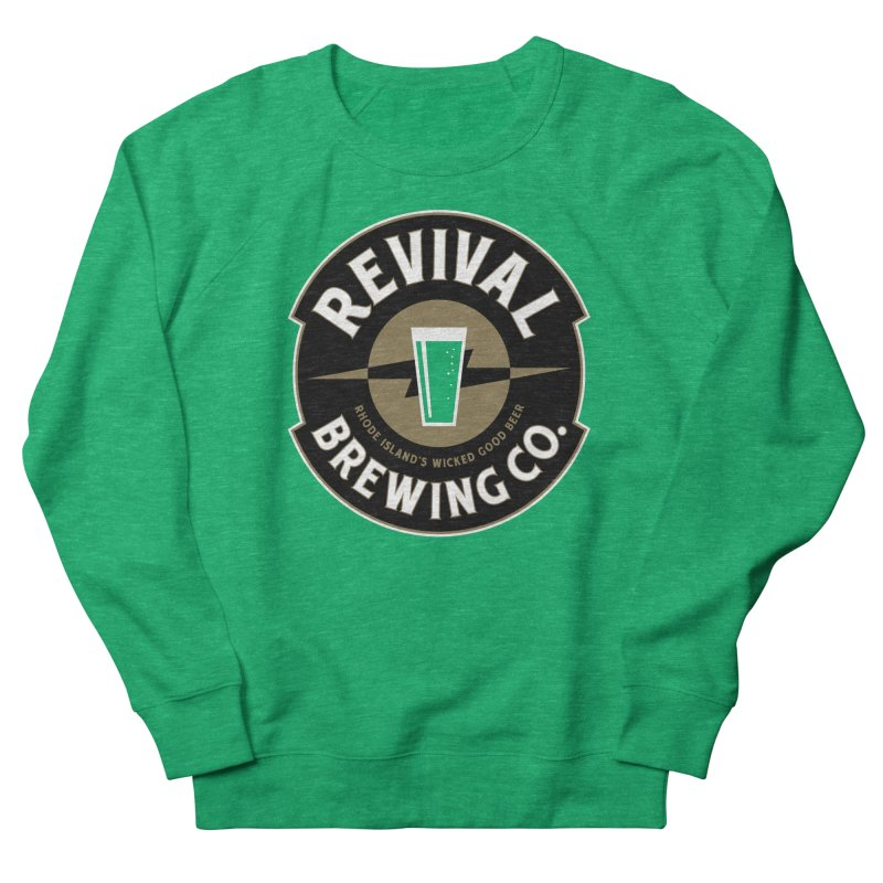 Revival Pint Women's French Terry Sweatshirt by Revival Brewing