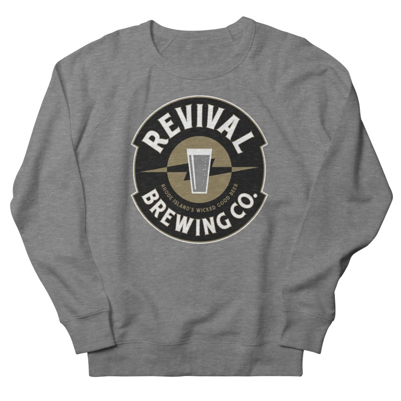 Revival Pint Men's French Terry Sweatshirt by Revival Brewing