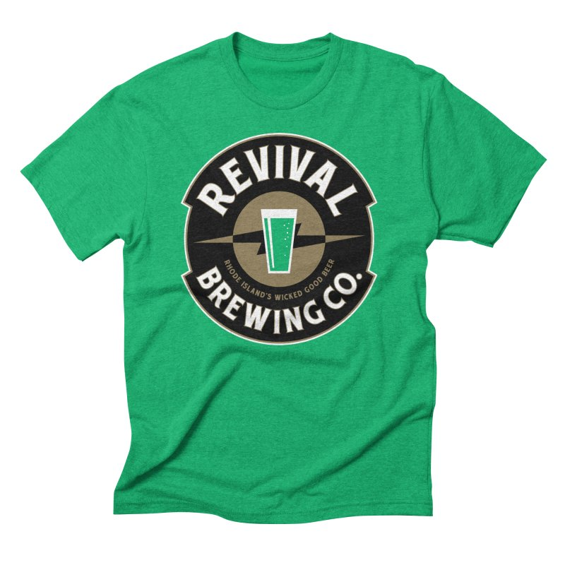 Revival Pint Men's Triblend T-Shirt by Revival Brewing