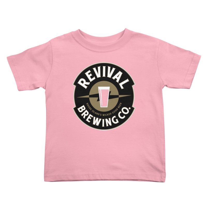 Revival Pint Kids Toddler T-Shirt by Revival Brewing