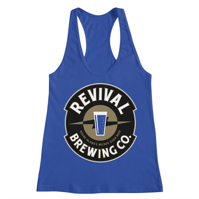 Revival Pint Women's Racerback Tank by Revival Brewing