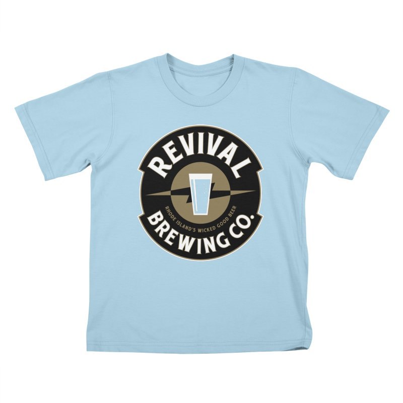 Revival Pint Kids T-Shirt by Revival Brewing