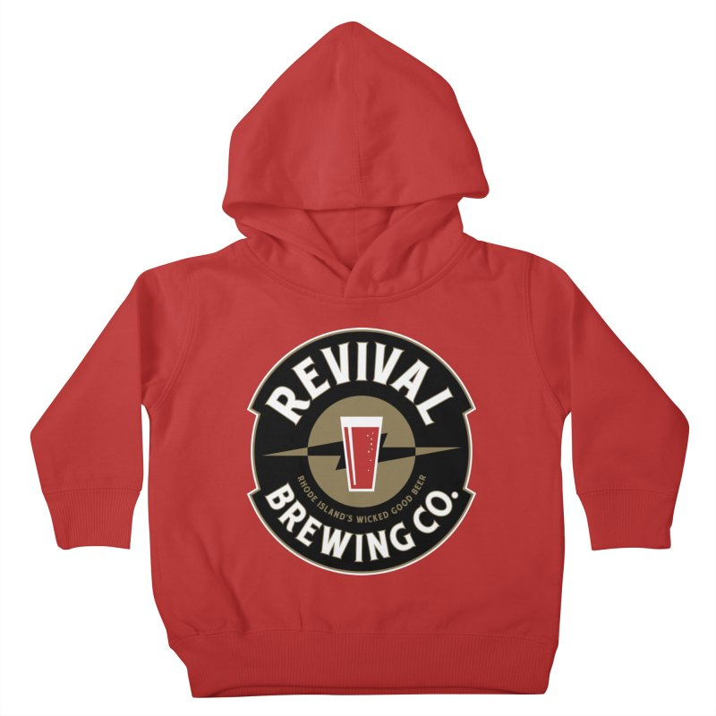 Revival Pint Kids Toddler Pullover Hoody by Revival Brewing