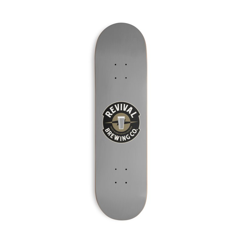 Revival Pint Accessories Deck Only Skateboard by Revival Brewing